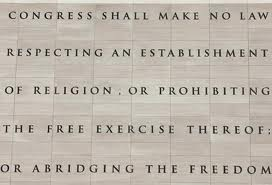constitution first amedment