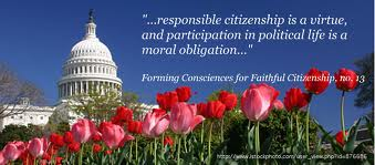 Faithful citizenship quote