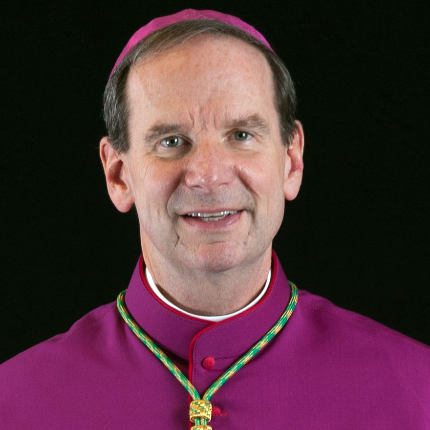 Bishop Michael F. Burbidge