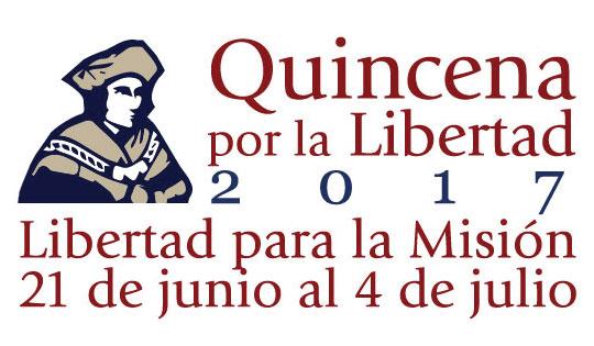 Quincena por la Libertad 2017