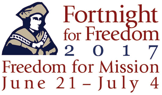 Fortnight for Freedom 2017